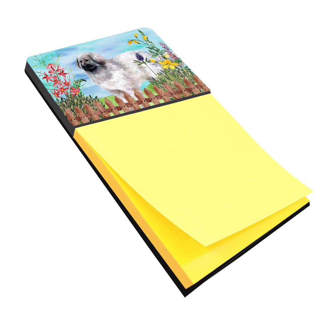 Moscow Watchdog Spring Sticky Note Holder CK1235SN by Caroline's Treasures