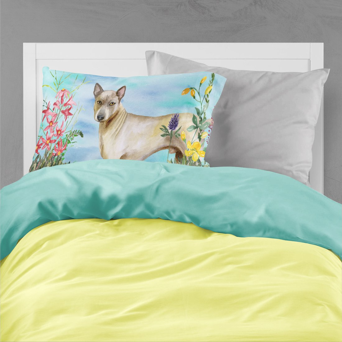 Buy this Thai Ridgeback Spring Fabric Standard Pillowcase CK1242PILLOWCASE