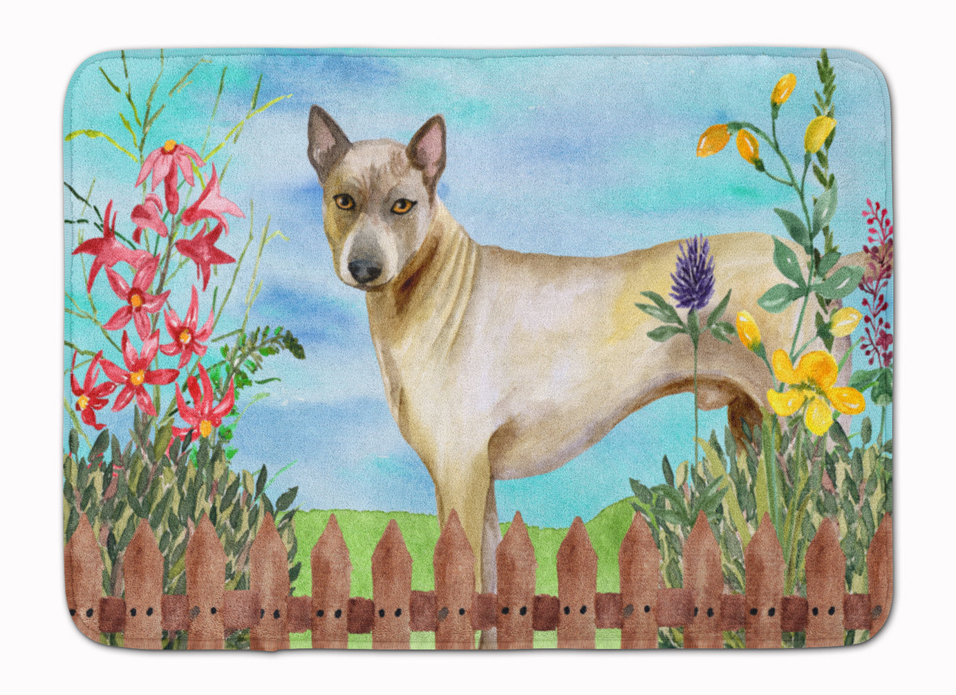 Buy this Thai Ridgeback Spring Machine Washable Memory Foam Mat CK1242RUG