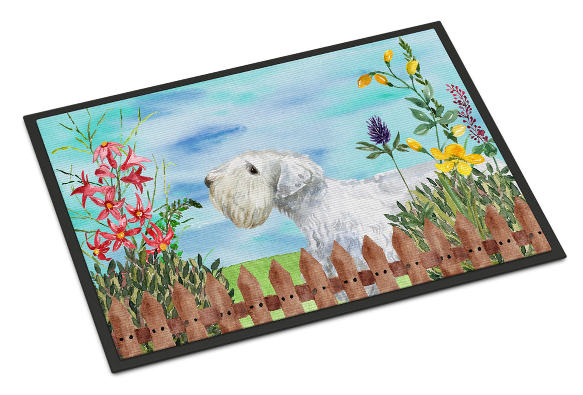Buy this Sealyham Terrier Spring Indoor or Outdoor Mat 18x27 CK1246MAT
