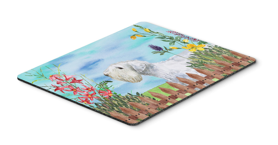 Buy this Sealyham Terrier Spring Mouse Pad, Hot Pad or Trivet CK1246MP