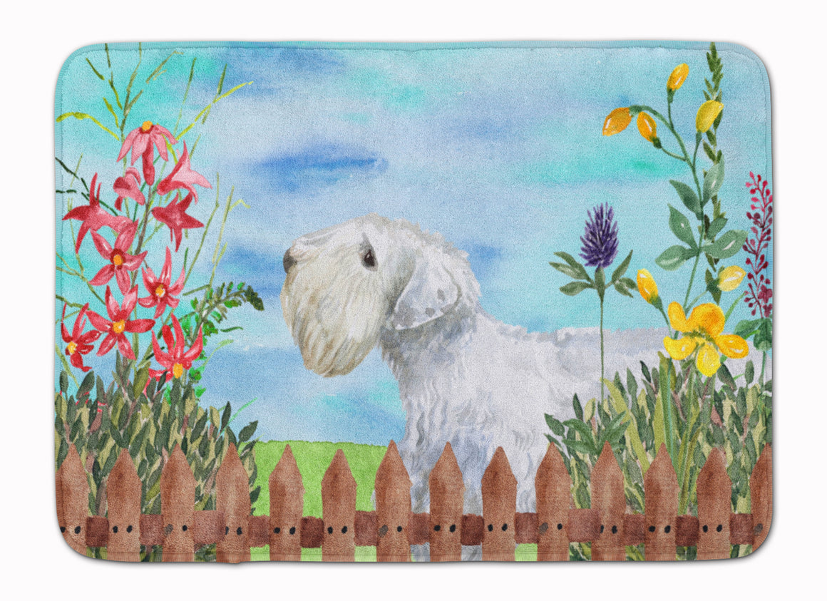 Buy this Sealyham Terrier Spring Machine Washable Memory Foam Mat CK1246RUG