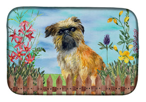 Buy this Brussels Griffon Spring Dish Drying Mat CK1249DDM