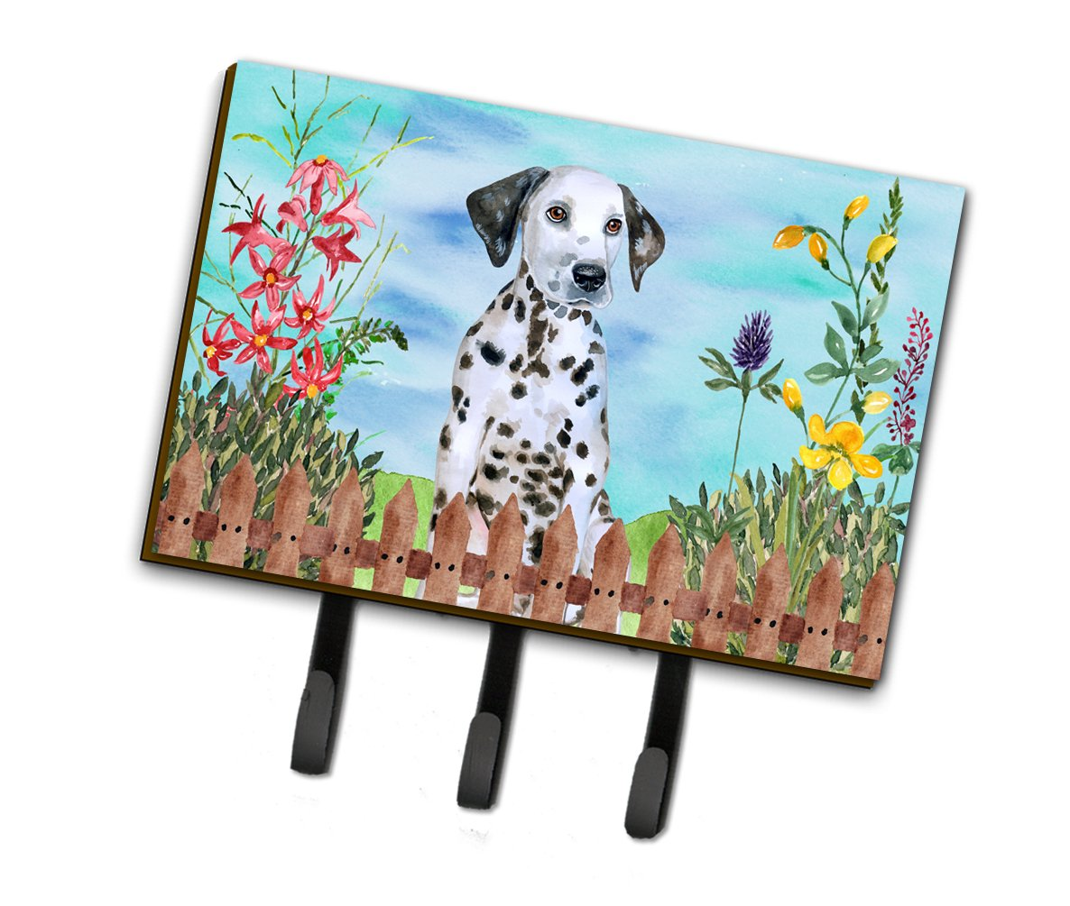 Dalmatian Puppy Spring Leash or Key Holder CK1270TH68 by Caroline's Treasures