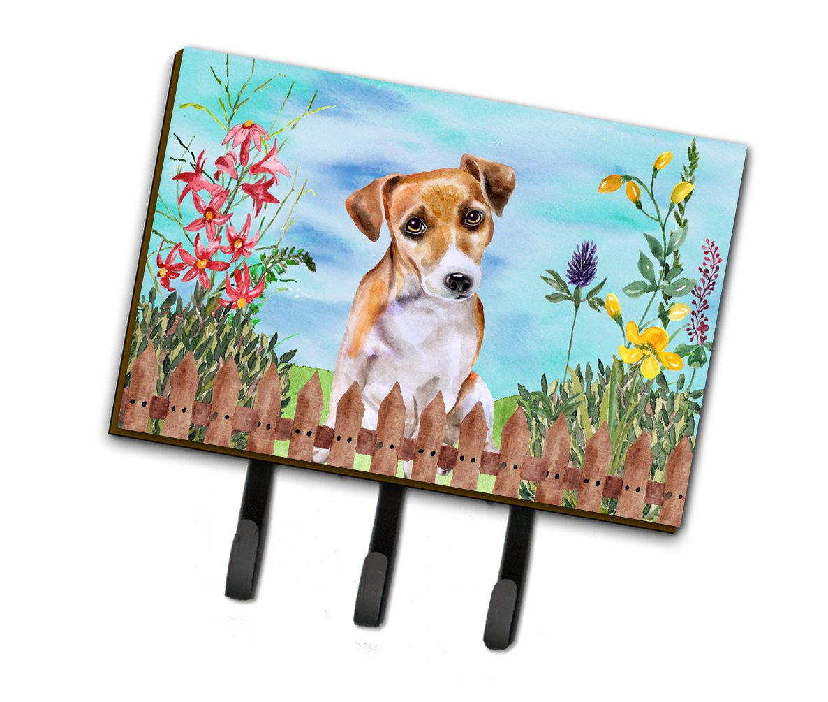 Buy this Jack Russell Terrier #2 Spring Leash or Key Holder CK1275TH68