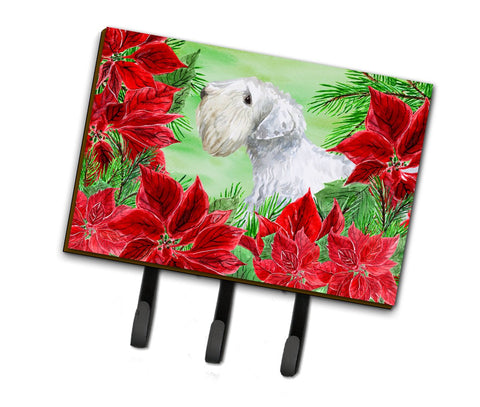 Buy this Sealyham Terrier Poinsettas Leash or Key Holder CK1332TH68