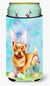 Buy this Norfolk Terrier Easter Bunny Tall Boy Beverage Insulator Hugger CK1376TBC