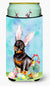 Lancashire Heeler Easter Bunny Tall Boy Beverage Insulator Hugger CK1377TBC by Caroline's Treasures