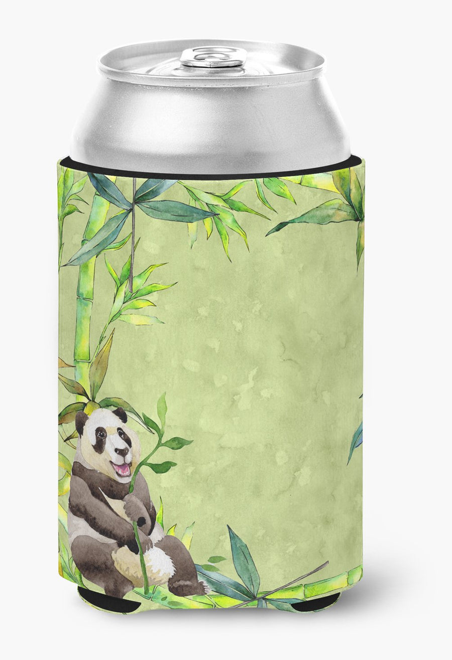 Buy this Panda Bear and Bamboo Can or Bottle Hugger