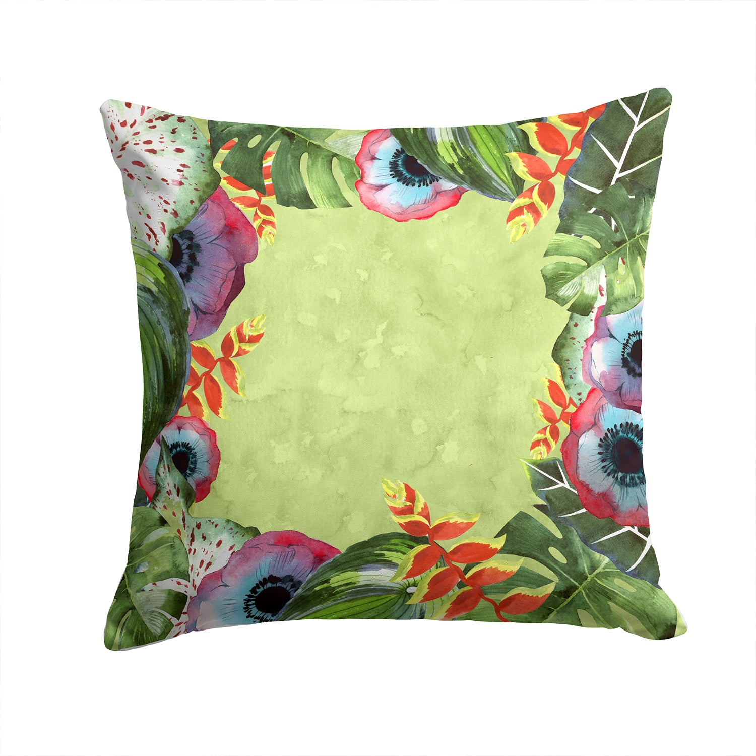 Buy this Tropical Fabric Decorative Pillow CK1698PW1414