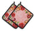 Buy this Roses Pair of Pot Holders