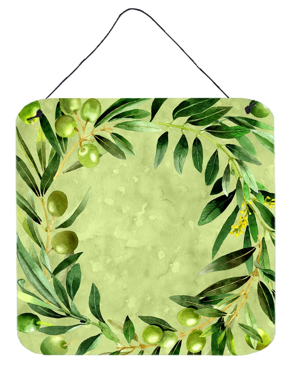 Olives Wall or Door Hanging Prints by Caroline's Treasures