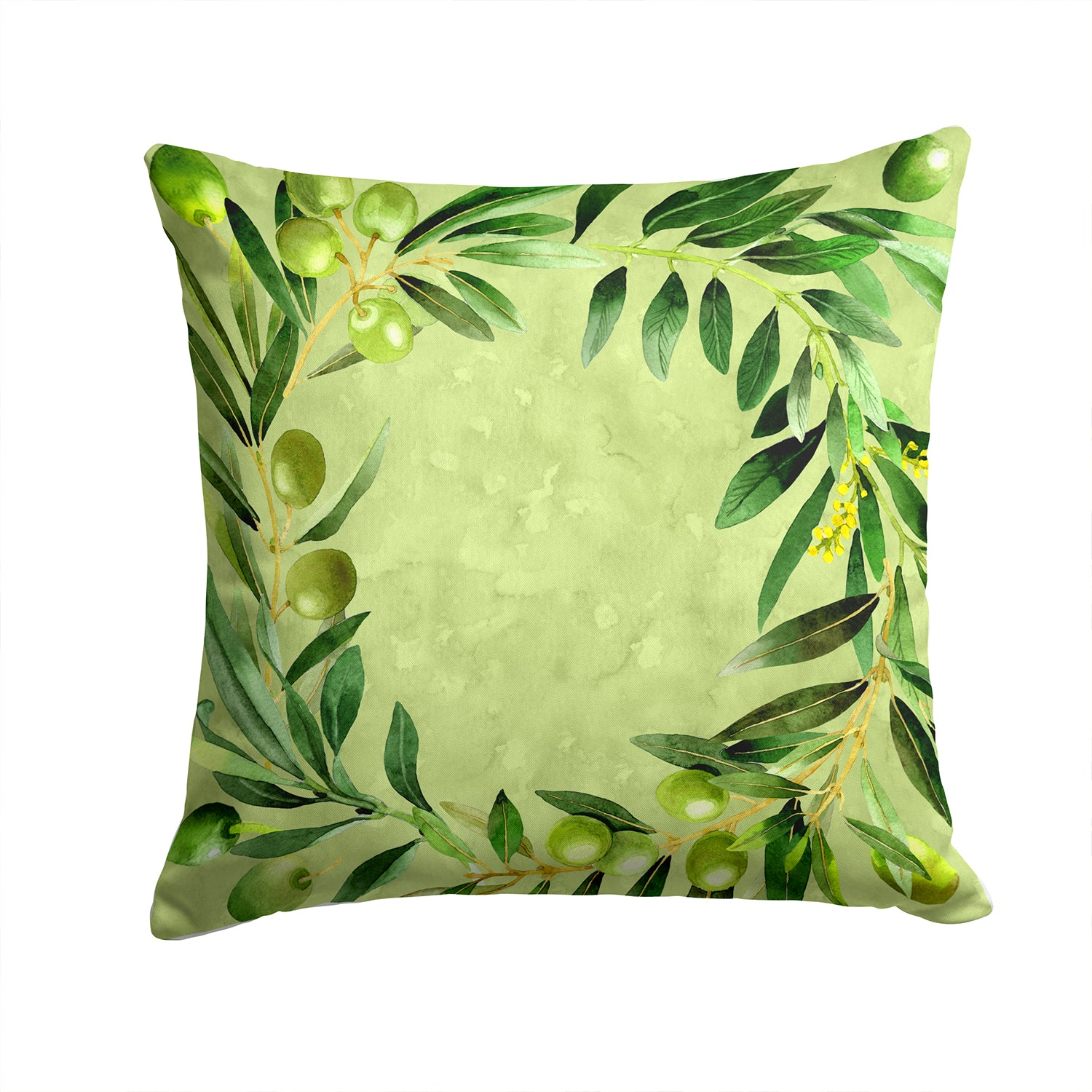 Buy this Olives Fabric Decorative Pillow CK1702PW1414