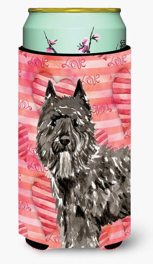 Buy this Love a Bouvier des Flandres Tall Boy Beverage Insulator Hugger CK1774TBC