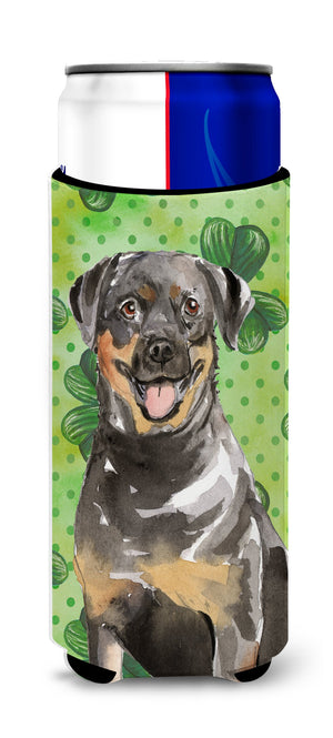 Buy this Shamrocks Rottweiler Michelob Ultra Hugger for slim cans CK1794MUK