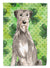 Buy this Shamrocks Irish Wolfhound Flag Canvas House Size CK1802CHF