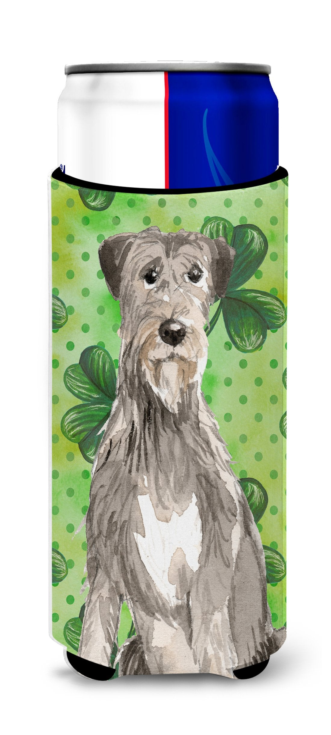Buy this Shamrocks Irish Wolfhound Michelob Ultra Hugger for slim cans CK1802MUK