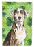 Buy this Shamrocks Catahoula Leopard Dog Flag Canvas House Size CK1808CHF