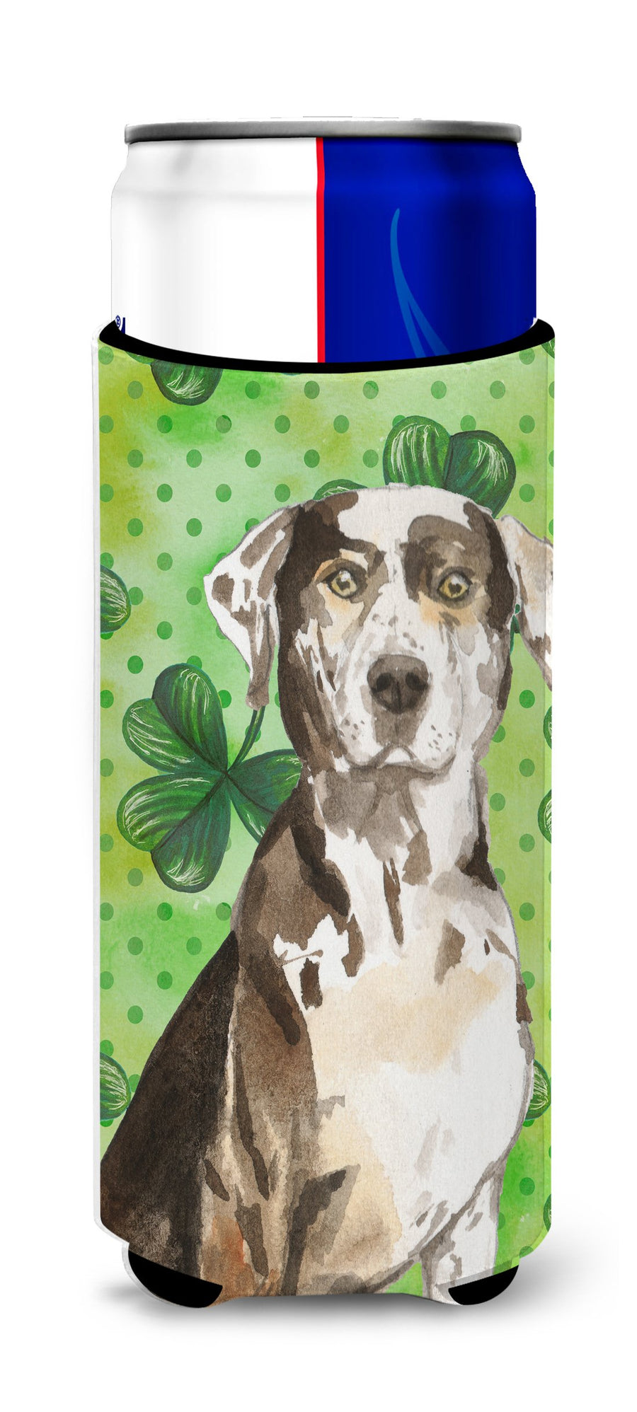 Buy this Shamrocks Catahoula Leopard Dog Michelob Ultra Hugger for slim cans CK1808MUK