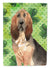 Buy this Shamrocks Bloodhound Flag Canvas House Size CK1813CHF