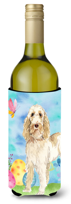 Buy this Easter Eggs Spinone Italiano Wine Bottle Beverge Insulator Hugger CK1897LITERK