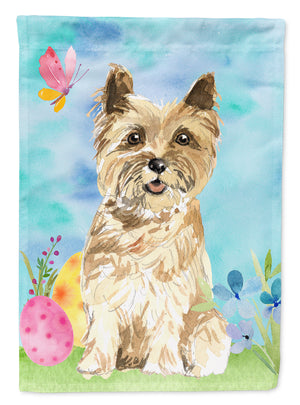 Buy this Easter Eggs Cairn Terrier Flag Garden Size CK1920GF