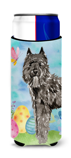 Buy this Easter Eggs Bouvier des Flandres Michelob Ultra Hugger for slim cans CK1922MUK