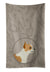 Buy this Chihuahua In the Kitchen Kitchen Towel CK2177KTWL
