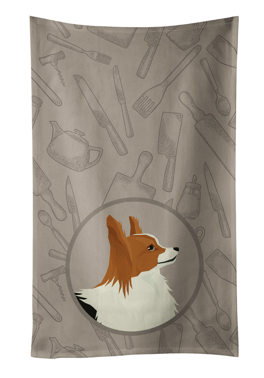 Buy this Papillon In the Kitchen Kitchen Towel CK2200KTWL