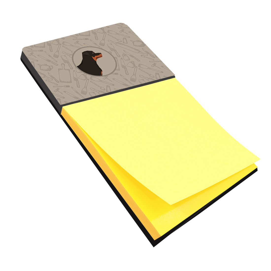 Buy this Rottweiler In the Kitchen Sticky Note Holder CK2205SN
