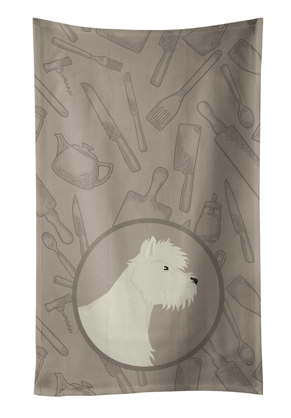 Buy this Westie In the Kitchen Kitchen Towel CK2216KTWL
