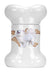 Buy this Samoyed Bone Shaped Treat Jar CK2271BSTJ