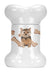 Buy this Norfolk Terrier Bone Shaped Treat Jar CK2360BSTJ