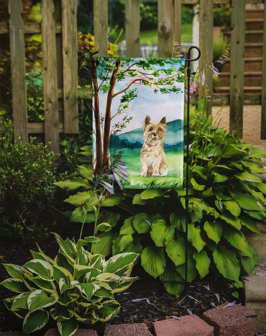 Buy this Under the Tree Cairn Terrier Flag Garden Size CK2577GF