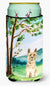 Buy this Under the Tree Cairn Terrier Tall Boy Beverage Insulator Hugger CK2577TBC