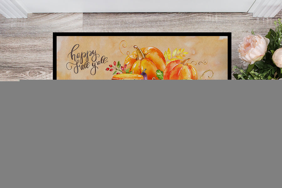 Buy this Fall Harvest Alaskan Malamute Indoor or Outdoor Mat 18x27 CK2625MAT