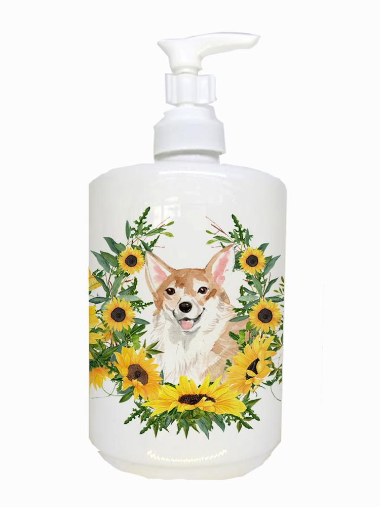 Buy this Corgi Ceramic Soap Dispenser CK2943SOAP