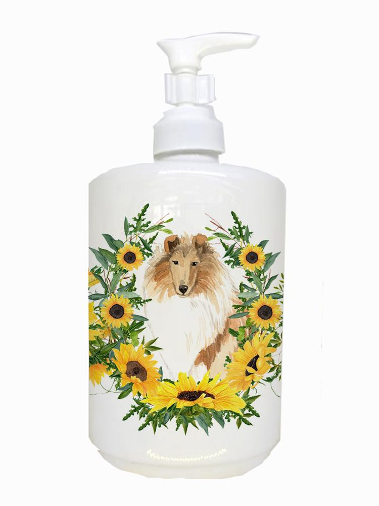 Buy this Collie Ceramic Soap Dispenser CK2965SOAP