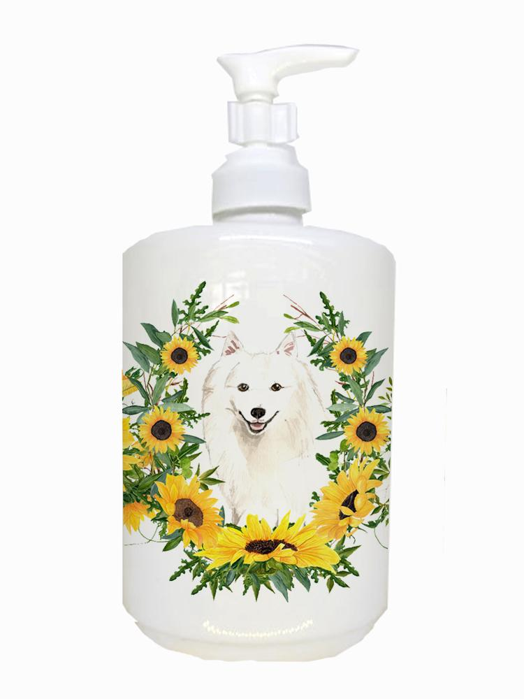 Buy this Japanese Spitz Ceramic Soap Dispenser CK2973SOAP