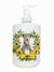 Buy this Irish Wolfhound Ceramic Soap Dispenser CK2974SOAP