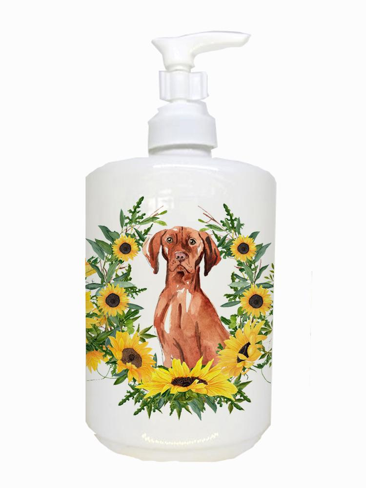 Buy this Vizsla Ceramic Soap Dispenser CK2975SOAP