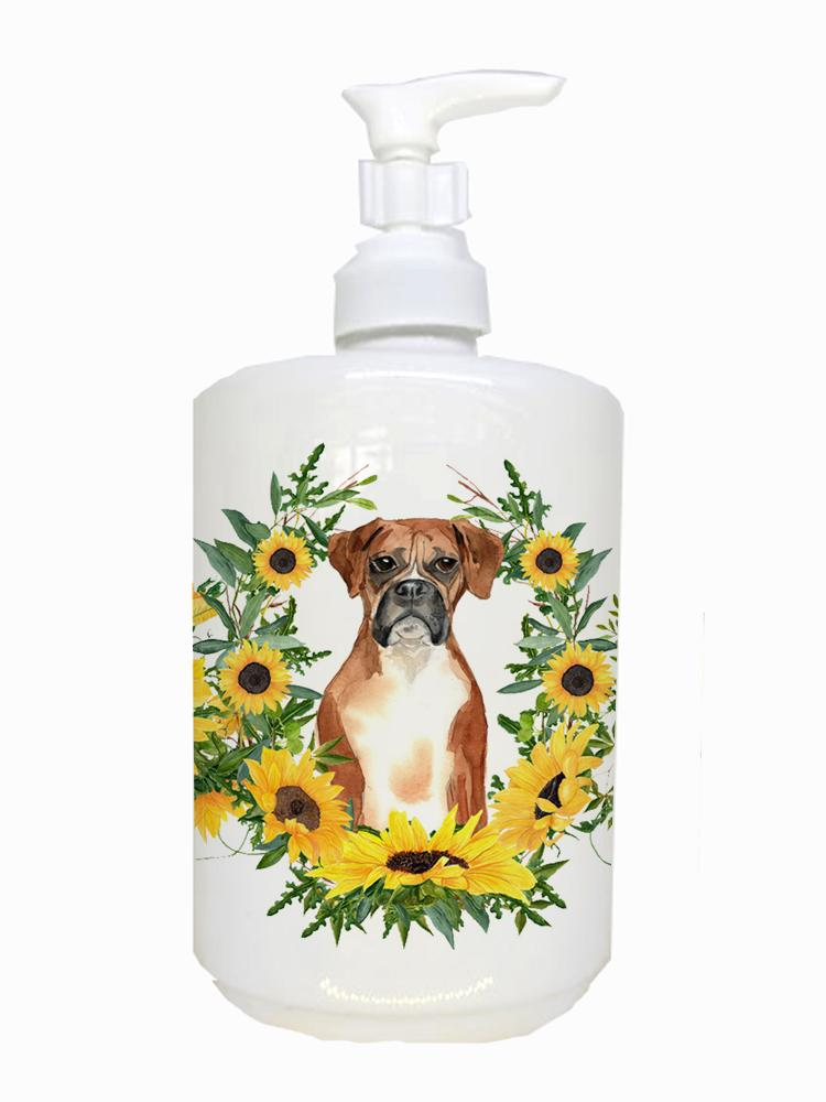 Buy this Boxer Ceramic Soap Dispenser CK2982SOAP