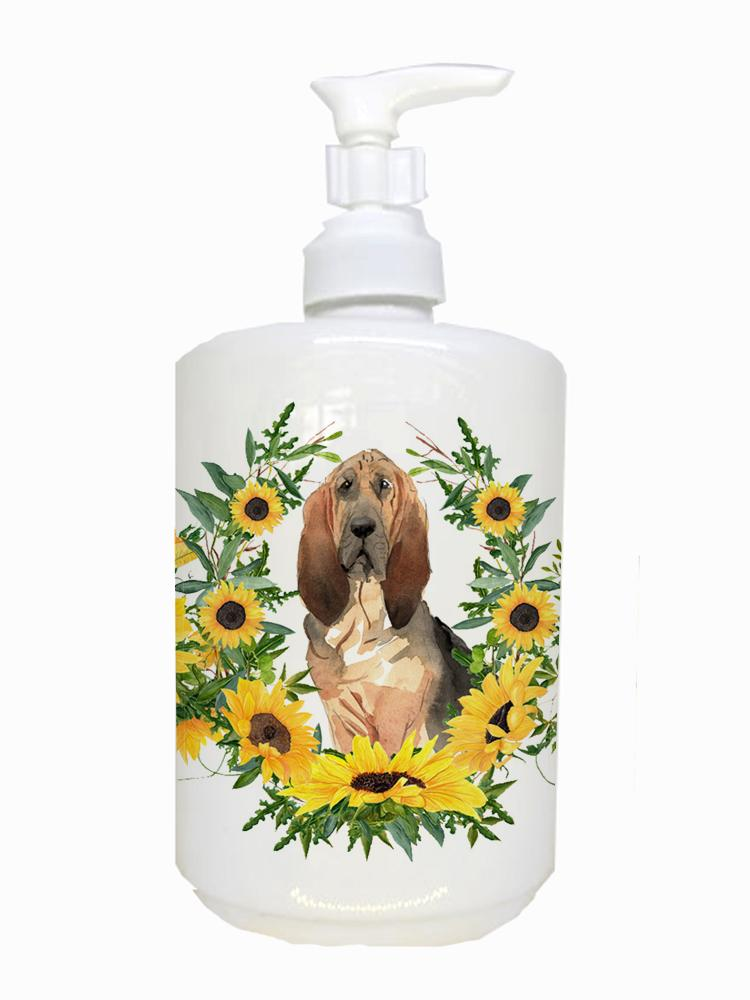 Buy this Bloodhound Ceramic Soap Dispenser CK2985SOAP