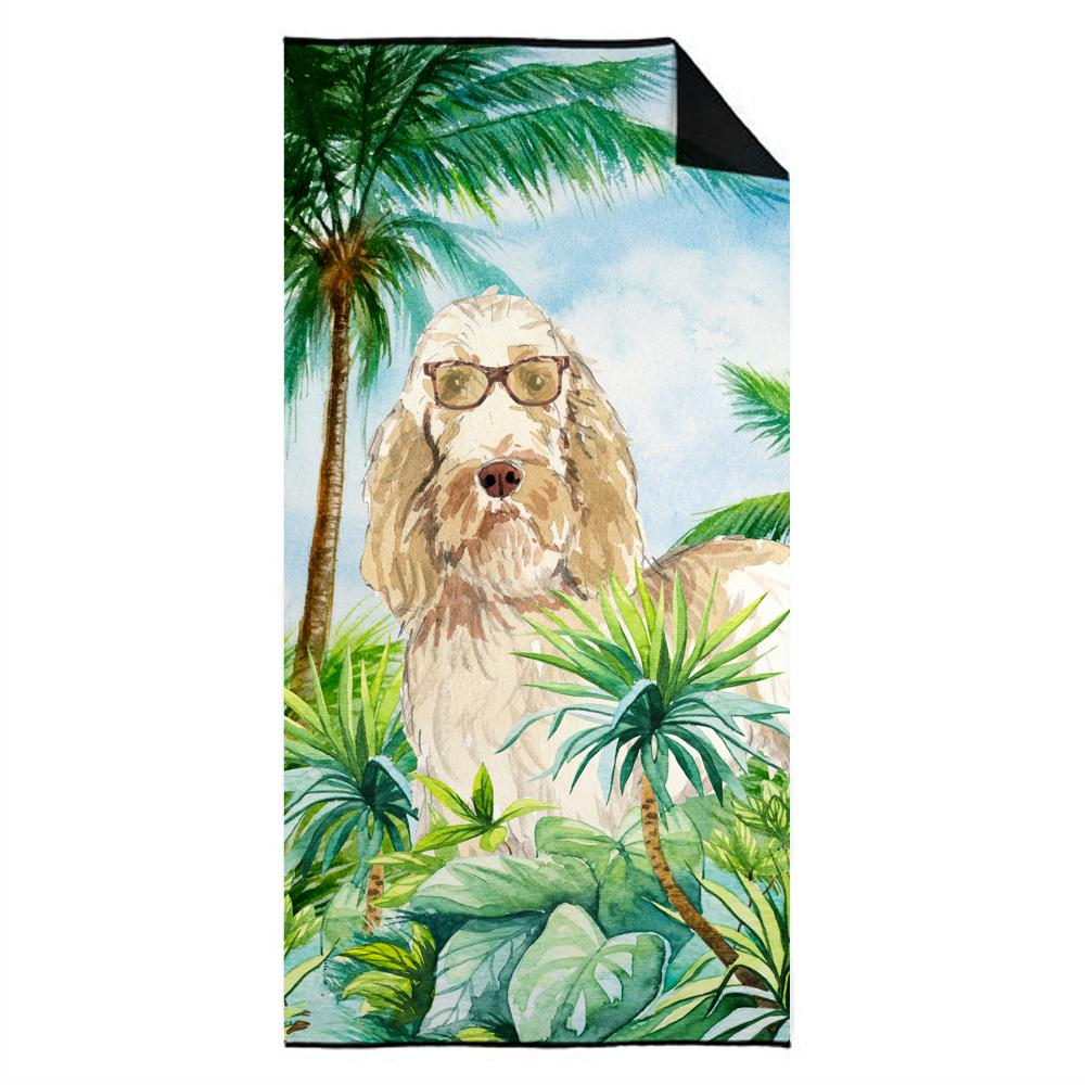 Buy this Spinone Italiano Premium Beach Towel CK2996TWL3060