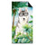 Buy this Siberian Husky Premium Beach Towel CK2997TWL3060