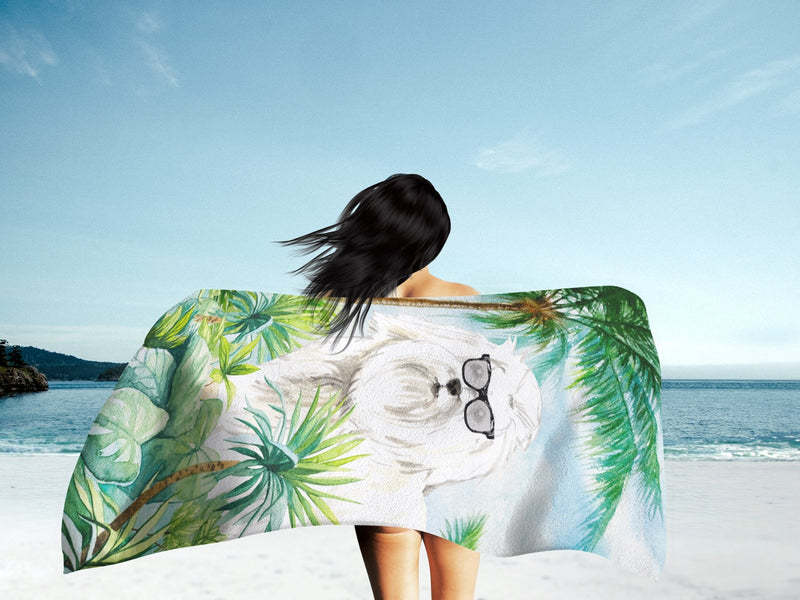 Buy this Maltese Premium Beach Towel CK3007TWL3060