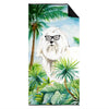 Maltese Premium Beach Towel CK3007TWL3060 by Caroline's Treasures