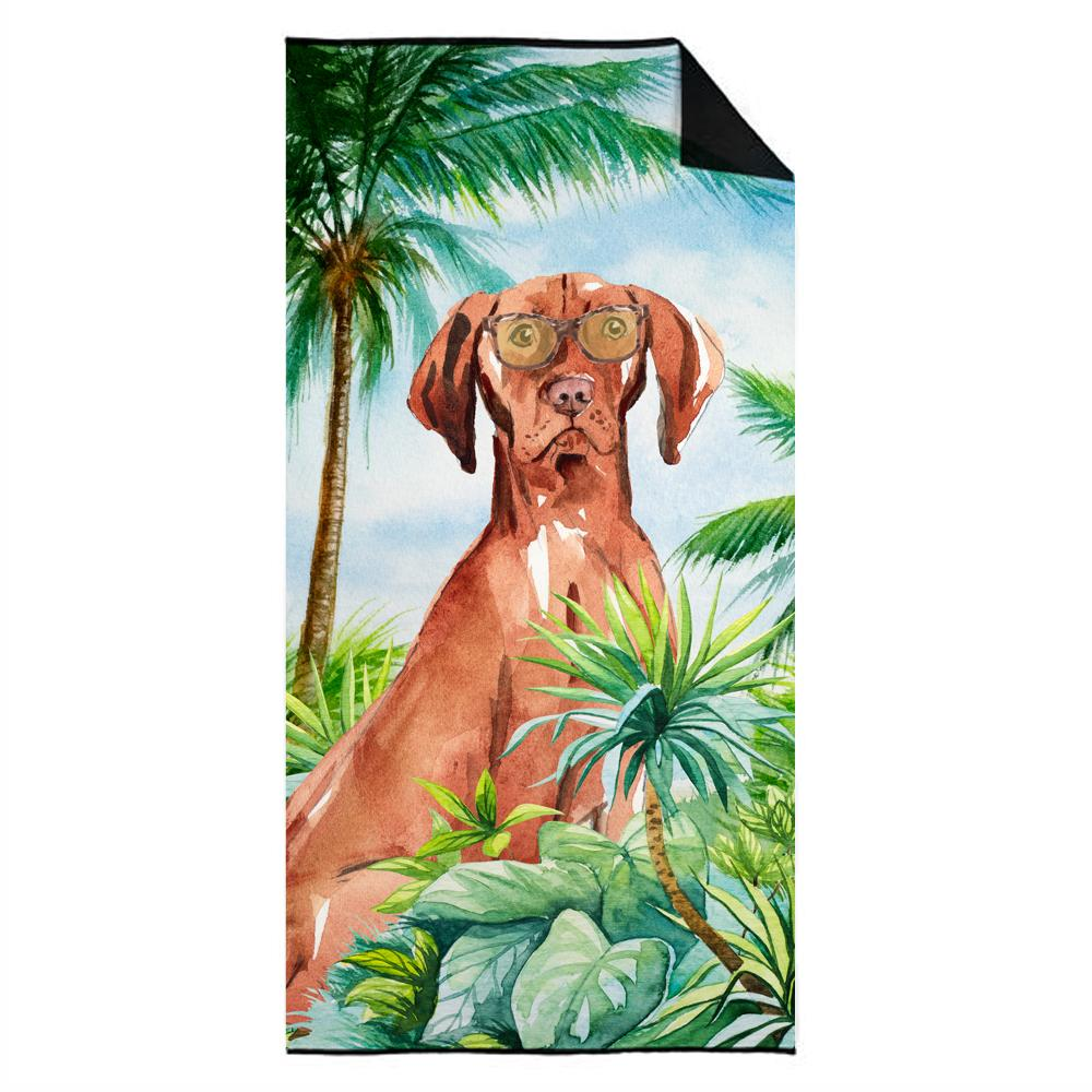 Buy this Vizsla Premium Beach Towel CK3013TWL3060
