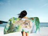 Golden Retriever Premium Beach Towel CK3014TWL3060 by Caroline's Treasures