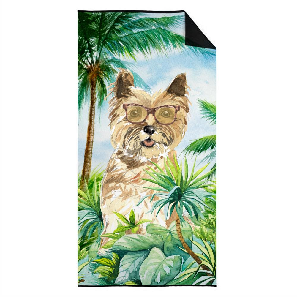 Buy this Cairn Terrier Premium Beach Towel CK3019TWL3060